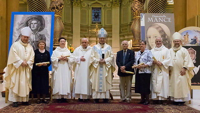 A Patronal Feast and six Diocesan Awards of Merit