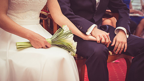 Getting Married in the Catholic Church