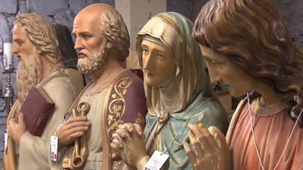 Religious patrimony and sacred art in Montreal