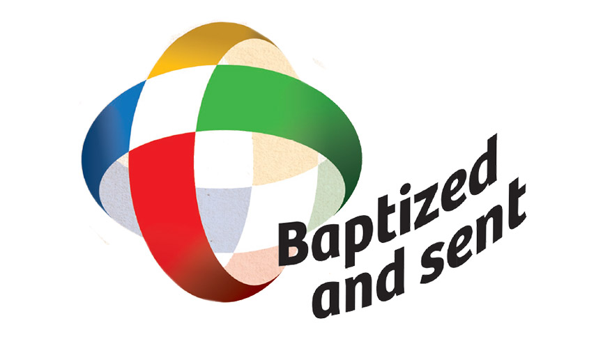 Baptized and sent