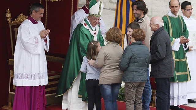 New Dicastery for Laity, Family and Life