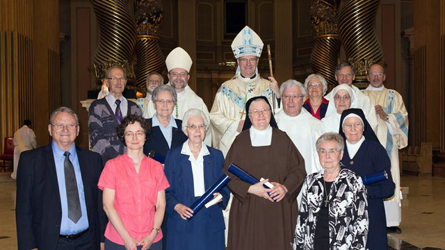 Consecrated Life Community Honoured on the Patronal Feast Day