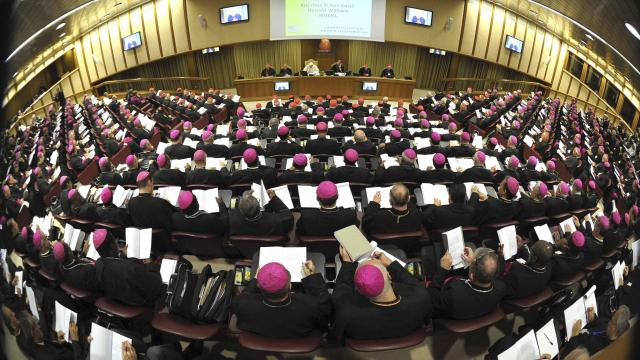 Conclusion of the Synod on the Family