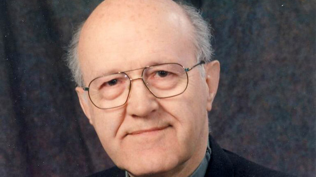 Bishop Robert Lebel passes away