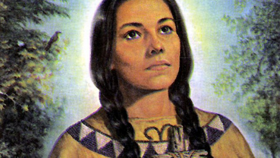 In the Footsteps of Saint Kateri Tekakwitha