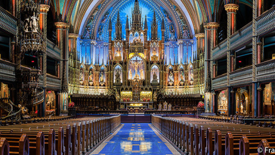 Solemn Mass for Montreal's 375th