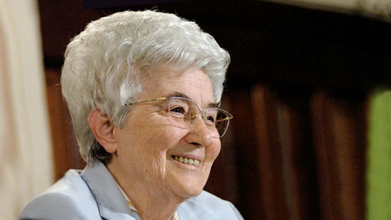 Chiara Lubich is the founder of the Focolare Movement