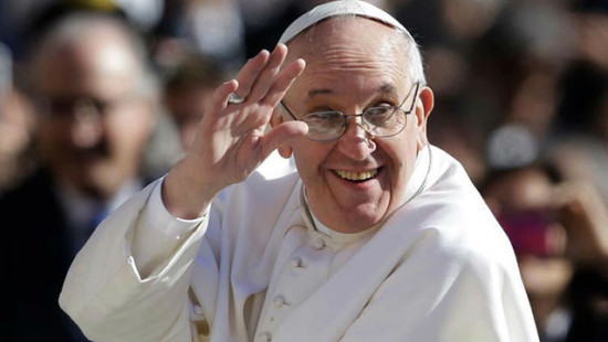 New Apostolic Exhortation of Pope Francis
