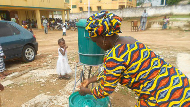 Development and Peace participates in the fight against Ebola