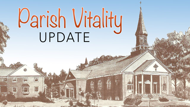 "PARISHES RIDING THE ""VITALITY"" WAVE"
